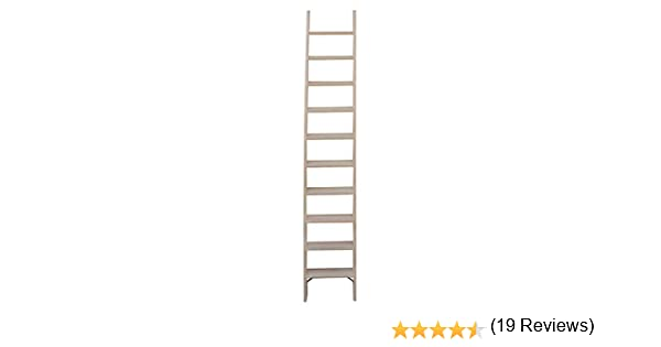 Escalera de molinero 400 x 20 peldaños de madera: 8 cm.: Amazon.es: Bricolaje y herramientas
