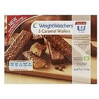 Weight Watchers Caramel Waffeln (5x18,4gr)