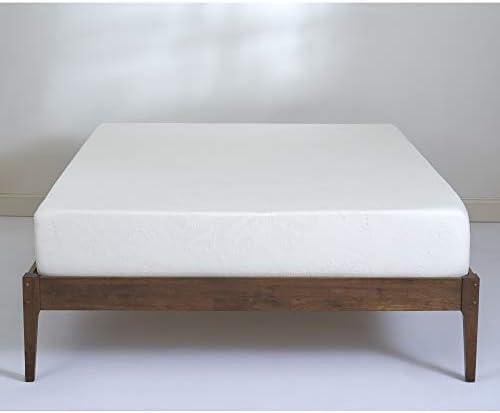 SERENIA SLEEP 10 INCH Deluxe Height Gel Memory Foam Mattre