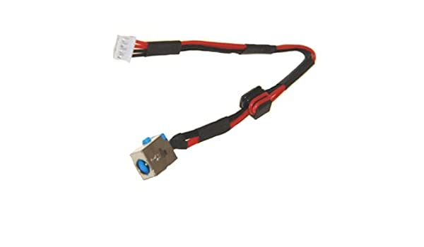 AC DC Power Jack Cable Harness for ACER Aspire 5750-9851 5750-6636 DC30100JN00