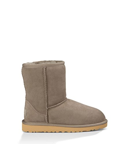 UGG Kids Unisex Classic (Little Kid/Big Kid) Twinface Boots
