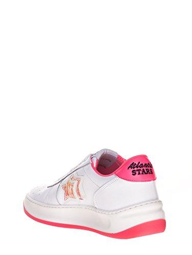 Atlantic Stars , Baskets pour femme blanc Bianco 38