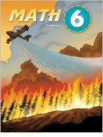 Math Text - Math 6 Student Text (3rd Ed)