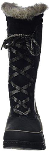 Bottes Premium de High Black Noir Sorel Neige Femme Torino Kettle xUq6wt