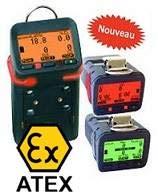 Detector de Gas G450 EX/O2/h2s/CO