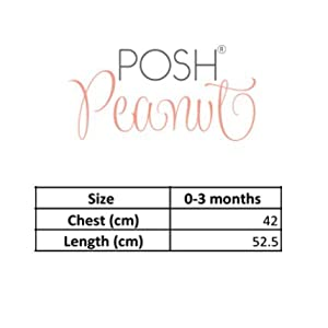 Posh Peanut Hello World Infant Baby Gown Layette Soft Sleeper Newborn Girl's Soft Beanie Girl Outfit Pink Gold