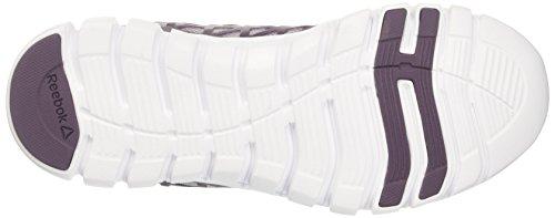 Reebok BD5538, Zapatillas de Trail Running para Mujer, Varios Colores (Whisper Grey / Meteorite / White / Pewter), 37 EU