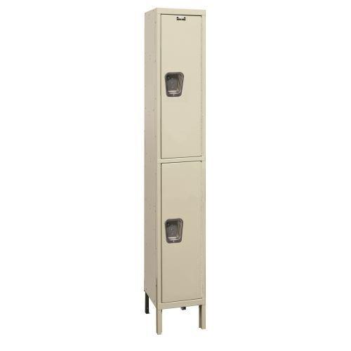 (Maintenance Free Steel Wardrobe Lockers (1' 3