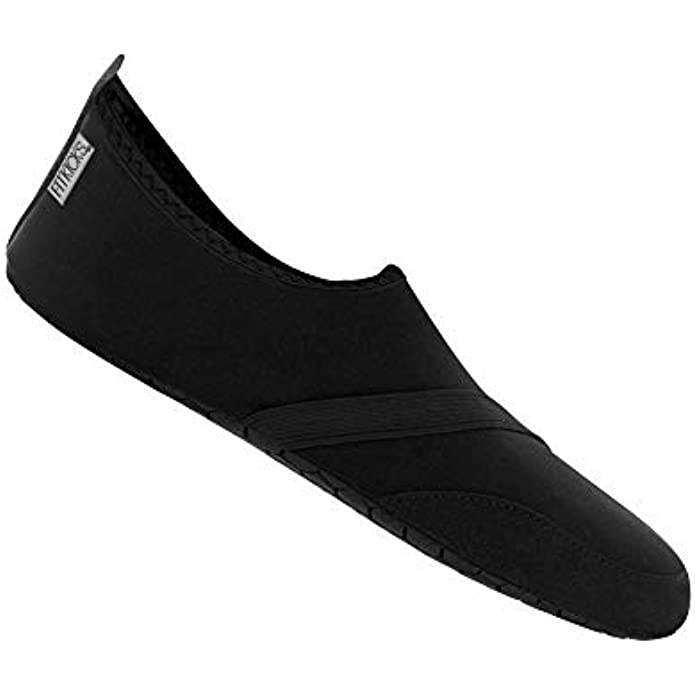 FitKicks Original Men's Edition Foldable Active Lifestyle Minimalist Footwear Barefoot Yoga Water Shoes