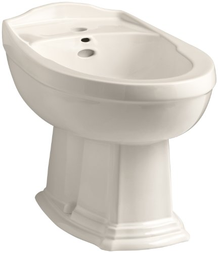 Portrait Single Hole Bidet - 1