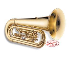 Jupiter Qualifier 3/4 Size BBb Convertible Marching Tuba, JTU1000M