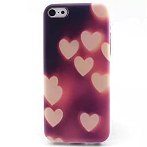 Soulmate Pattern TPU Phone Case for iPhone 5C