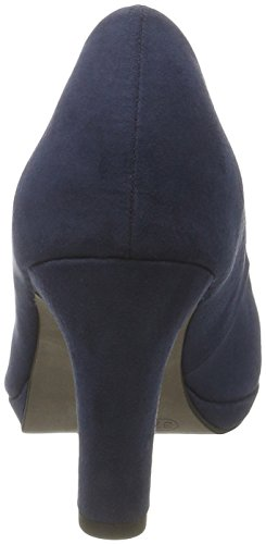 Tamaris 22420, Zapatos de Tacón para Mujer Azul (NAVY 805)