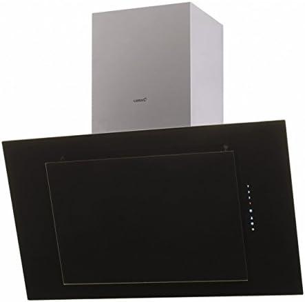 CATA THALASSA 600XGBK - Campana (Empotrable en techo, Canalizado, C, B, A, B): Amazon.es: Hogar