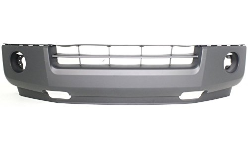 New Evan-Fischer EVA17872017095 CAPA Certified Front, Lower BUMPER COVER Textured Direct Fit OE REPLACEMENT for 2007-2014 Ford ExpeditionReplaces Partslink FO1000631C Ford Expedition Lower Bumper