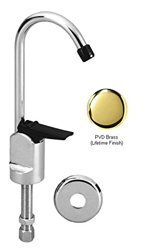 Westbrass WB D203 01 TOUCH FLO 6 P W DISP PB by Westbrass