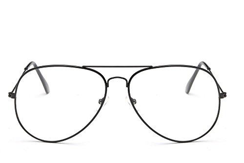 Covermason transparente Frame Noir femmes verres Soleil Spectacle Hommes Femme lentille De Lunettes Lunette myopie lunettes Metal lunettes rBwqYfr