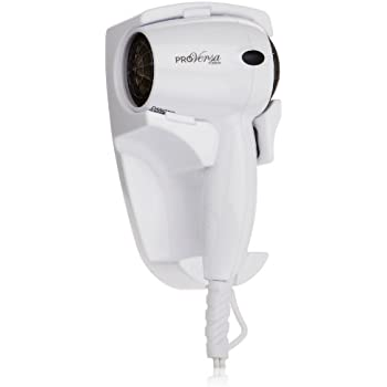 Amazon Com Jerdon Jhd41w Wall Mount Hair Dryer With 2