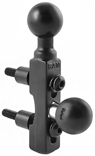 RAM Mounts  Motorcycle Brake/Clutch Reservoir Base with  1""