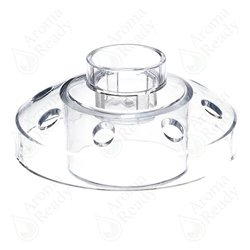 9377C - Replacement Circular Windshield Cover for Whisper Premium Diffuser