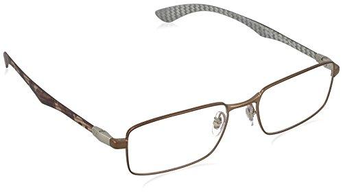 Ray-Ban Eyeglasses RX8414 2531 Light Brown Gloss 53 18 145