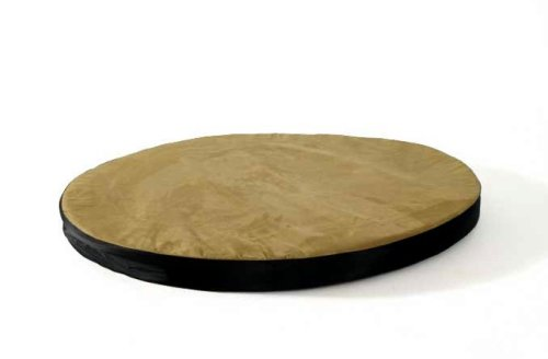 Dolce Vita Therabed Oval Heated Pet Cushion, Large, 41