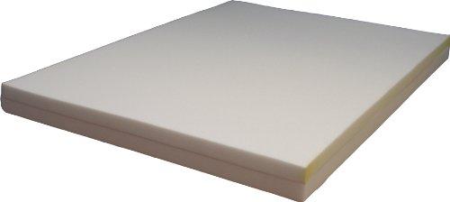 Suggested Foam Set 5-1/2-Inch: 2-1/2-Inch Medium, 3-Inch Firm, - Strobel Latex