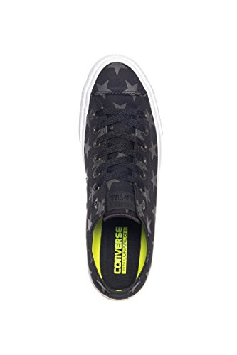 Eu Foam Unisex Fresh Adulto Converse151161c 5 V2 Ii 44 Donna Nero Ctas Ox cruz OxwpafT