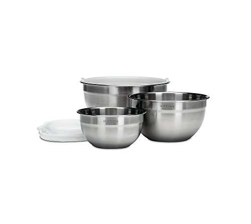 Cuisinart 6-Pc. Mixing Bowl Set + Get This FREE see offer details
