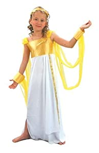 VENUS, ATHENA ROMAN GODDESS GIRLS FANCY DRESS COSTUME ...