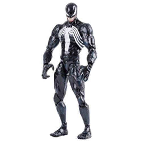 MAGO Venom Hand Hand HC Hombre Wei Venom Spiderman Deadly Guardian Puede Hacer muñecas Modelo Adornos de Juguete...