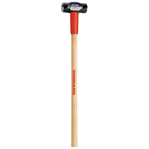 TinkerTools 8 Lb Double Face Sledge Hammer with 36 in. Handle
