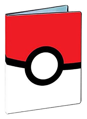 (Ultra Pro Pokemon Poke Ball 9-Pocket Portfolio)