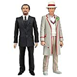Underground Toys Fifth 5th Doctor Who and the Master SDCC Comic-Con 2010 Action Figure