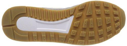 Nike W Air Pegasus 89, Zapatillas de Running Para Mujer, Gris (Kopfstein/Heles Fingetang Blaun-Musselin), 38 EU