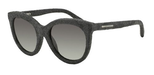 Giorgio Armani Sunglasses - AR8041M / Frame: Black/Flannel Dark Gray Lens: Gray - Cheap Sunglasses Armani