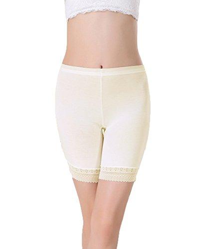 L&K-II - Shorts - Básico - para mujer Weiß Medium