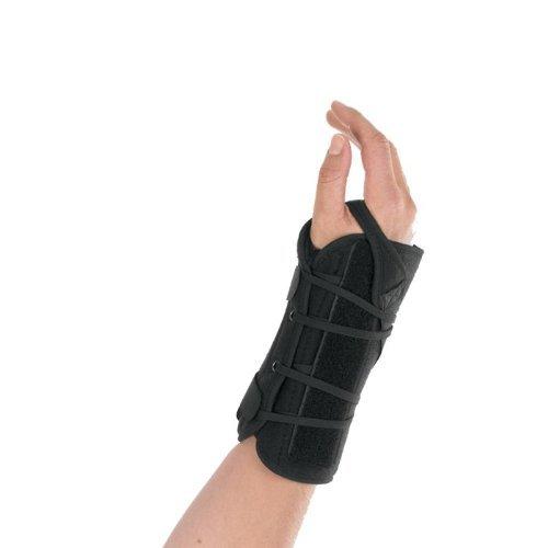 Breg Brace (BREG '10056 Brace, Orthopedic, Universal Left Wrist Dual Lacing Contoured Palmar Stay Apollo)