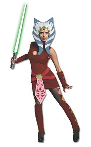 Rubie's Women's Star Wars Clone Wars Deluxe Ahsoka Tano -