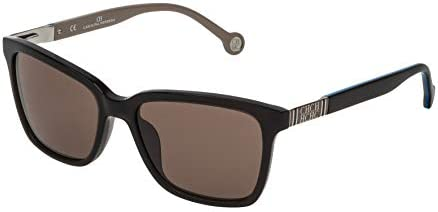 Carolina Herrera Gafas de Sol SHE692540G73 (Diametro 54 mm), Brown, Talla Unica Unisex-Adult: Amazon.es: Ropa y accesorios