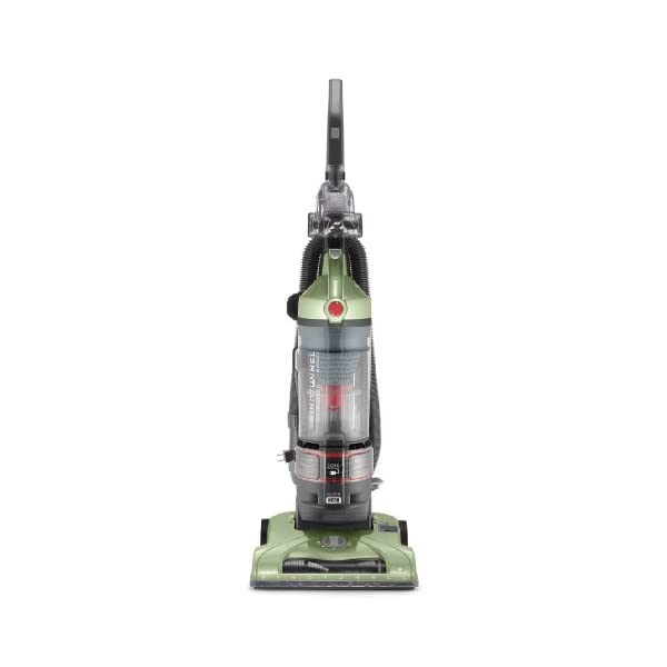 Hoover T-Series WindTunnel Rewind Plus Upright Vacuum Cleaner, with HEPA Media Filtration,...