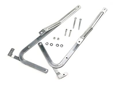 Werner 55-1 - Attic Ladder Spreader Hinge Arms - MFG 2006 And Older - (Pair) by Ladder