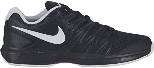 Nike Men's Air Zoom Prestige Tennis Shoes (9.5 D US, Gridiron/Photo Blue/Atmosphere Grey)