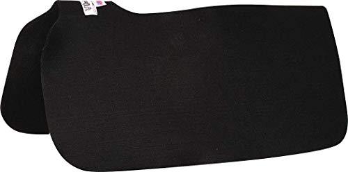 Cut Back Weaver Leather 35-1664-P7 Acrylic Saddle Pad Pink//Purple Stripe