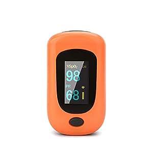 Ao-Oximeter Oxímetro de Pulso Pinza de Dedo medidor de frecuencia ...