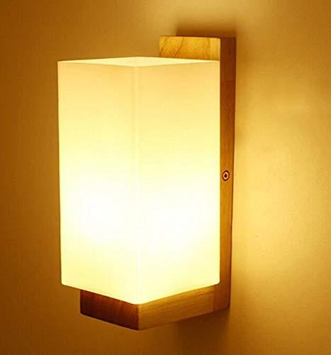 Ceiling Lamp La Lampe D'Escalier De Couloir A Hommesé La Lumière De Mur De Chevet De Chambre à Coucher D'Hôtel De Lampe De Mur En Bois