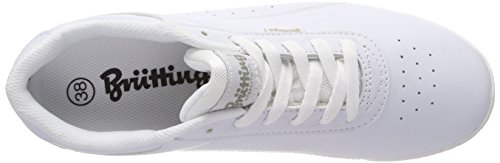 Low Lady Weiss Unisex Classic Blanco Zapatillas weiss Bruetting Adulto E8q7w8