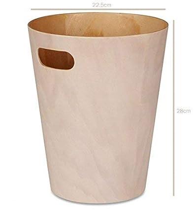 Umbra 082780-668 Woodrow Corbeille Papier Blanc