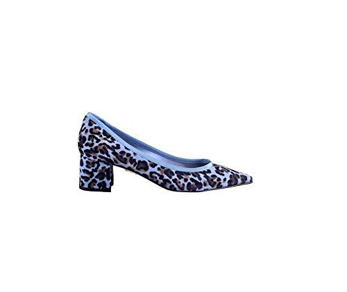 Jaguar Mujer Milan Grabado España Zapatos Bajo Anna En Tacon Fabricado Naira wtvx1qd