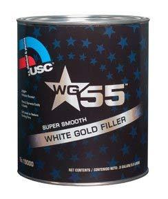 U. S. Chemical & Plastics WG55 White Gold Filler (USC-19000)